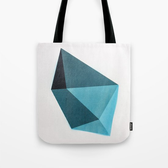 Geometric Shape Tote Bag