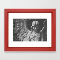 Angel no. 1 Framed Art Print