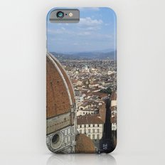 Firenze From Above iPhone 6 Slim Case