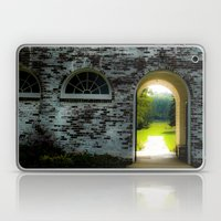 Windows and arches Laptop & iPad Skin