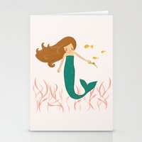 You be You and I'll be Me Stationery Cards