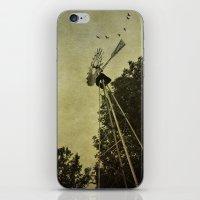 Wind Power iPhone & iPod Skin