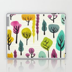 Magical Forest Laptop & iPad Skin