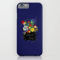 iPhone & iPod Case featuring Plant Love! by Inspire me Print