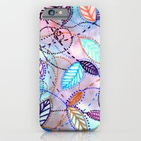 iPhone & iPod Case featuring trajectories by Federico Faggion