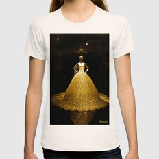 China Womens Fitted Tee Natural SMALL
