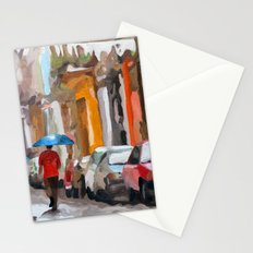 Havana Rain Stationery Cards
