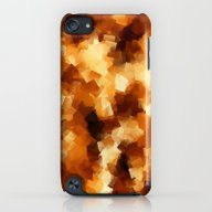 Cubist Fire iPod touch Slim Case