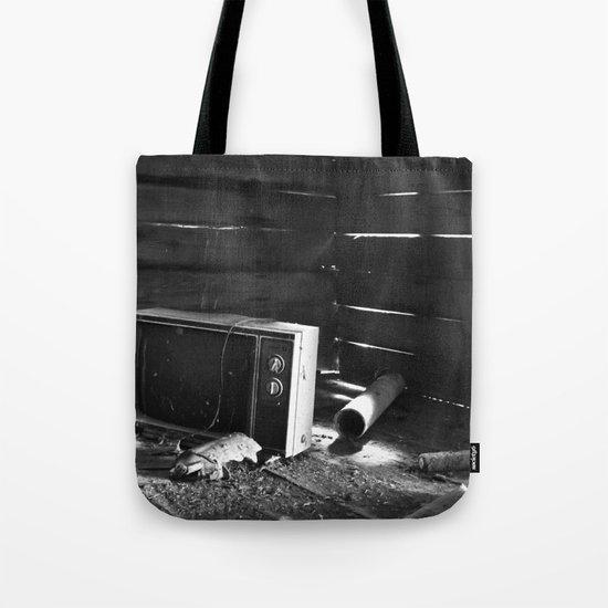 Kill Your TV Tote Bag
