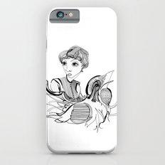 Woman On Bird iPhone 6 Slim Case