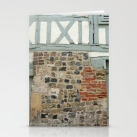 Half Timber House Stationery Cards