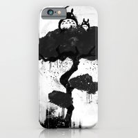 iPhone & iPod Case featuring Midnight Spirits by Melissa Smith