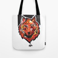 Nalubuff - Fox Tote Bag