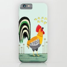 When The Rooster Crows Slim Case iPhone 6s