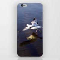 Walk On Water iPhone & iPod Skin