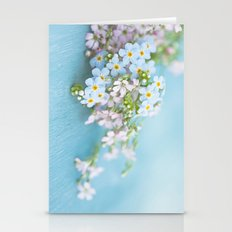 Unforgettable prettiness Stationery Cards