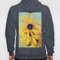 Sweet Yellow Flowers Hoody