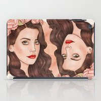 LDR IV iPad Case