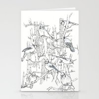 Flock Stationery Cards
