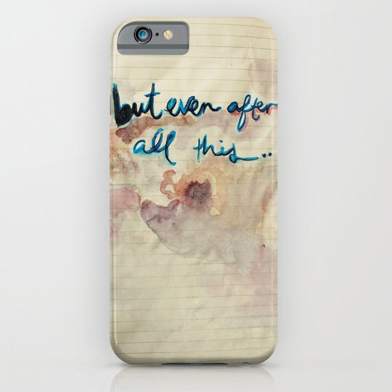 Real Love iPhone & iPod Case