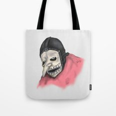 Number Three Tote Bag