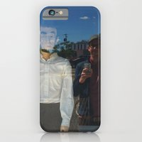 the adventures of Ghost Abe and me in Damnville iPhone 6 Slim Case