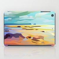 Rocky Beach iPad Case