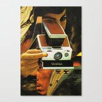 Polariod 2 Canvas Print