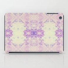 Fuzzy kaleidoscope iPad Case