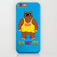 Bear Don't Care iPhone 6 Slim Case