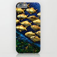And They Swam  iPhone 6 Slim Case