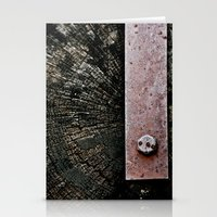 Wooden Energy Stationery Cards