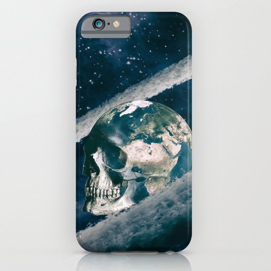 The Old Traveller iPhone & iPod Case