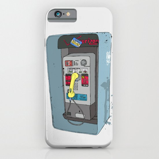 Collect Call iPhone & iPod Case