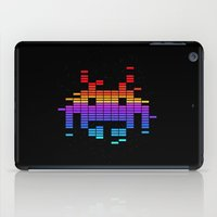 Space Equaliser iPad Case