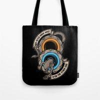 STAR PORTALS Tote Bag