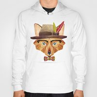 mr. fox Hoody