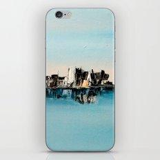 une ville ailleurs iPhone & iPod Skin
