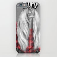 + The Real Her + iPhone 6 Slim Case