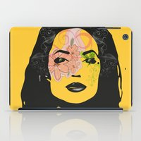 Mysterious Woman 1 iPad Case