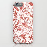 iPhone & iPod Case featuring Christmas Time by Agata Duda