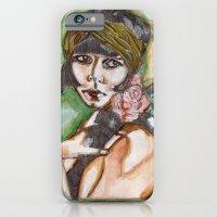 Flapper Girl iPhone 6 Slim Case