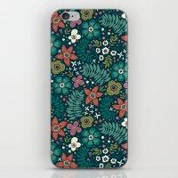 Secret Meadow iPhone & iPod Skin
