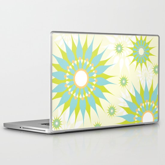 Popsy Twirl Laptop & iPad Skin