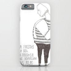 Hombre Mariposa Slim Case iPhone 6s