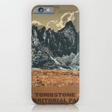 Tombstone Territorial Park iPhone 6 Slim Case