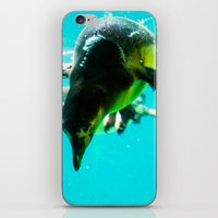 Dive 2 iPhone & iPod Skin