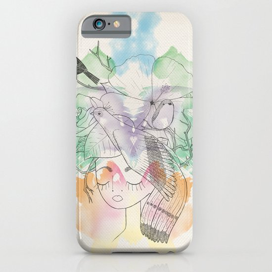 Au Printemps iPhone & iPod Case