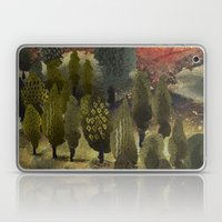 The hill. Laptop & iPad Skin