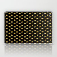 Chic Glam Gold And Black… Laptop & iPad Skin
